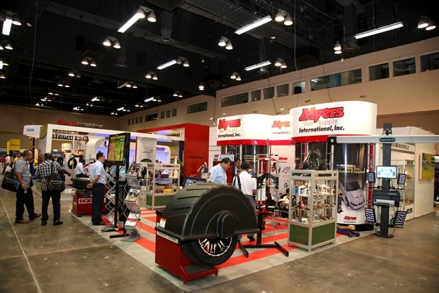 Latin American tire expo was a success
