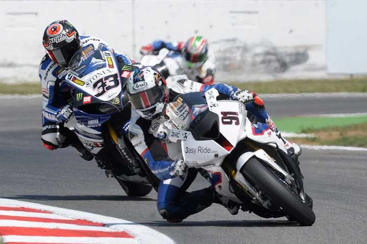 Laverty doubles at Monza World Superbike round