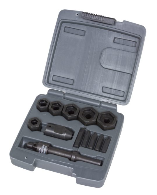 Lisle Corp. Offers a New Seized Fastener Remover Kit