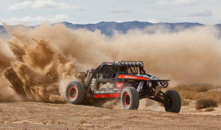 Lofton gets first off-road win of 2012 on General Tires