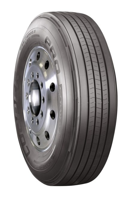 Long Haul Trailer Tire Completes Cooper Pro Series
