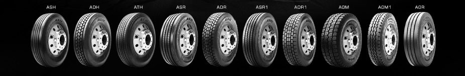 Look for 10 New Armstrong Truck Tires