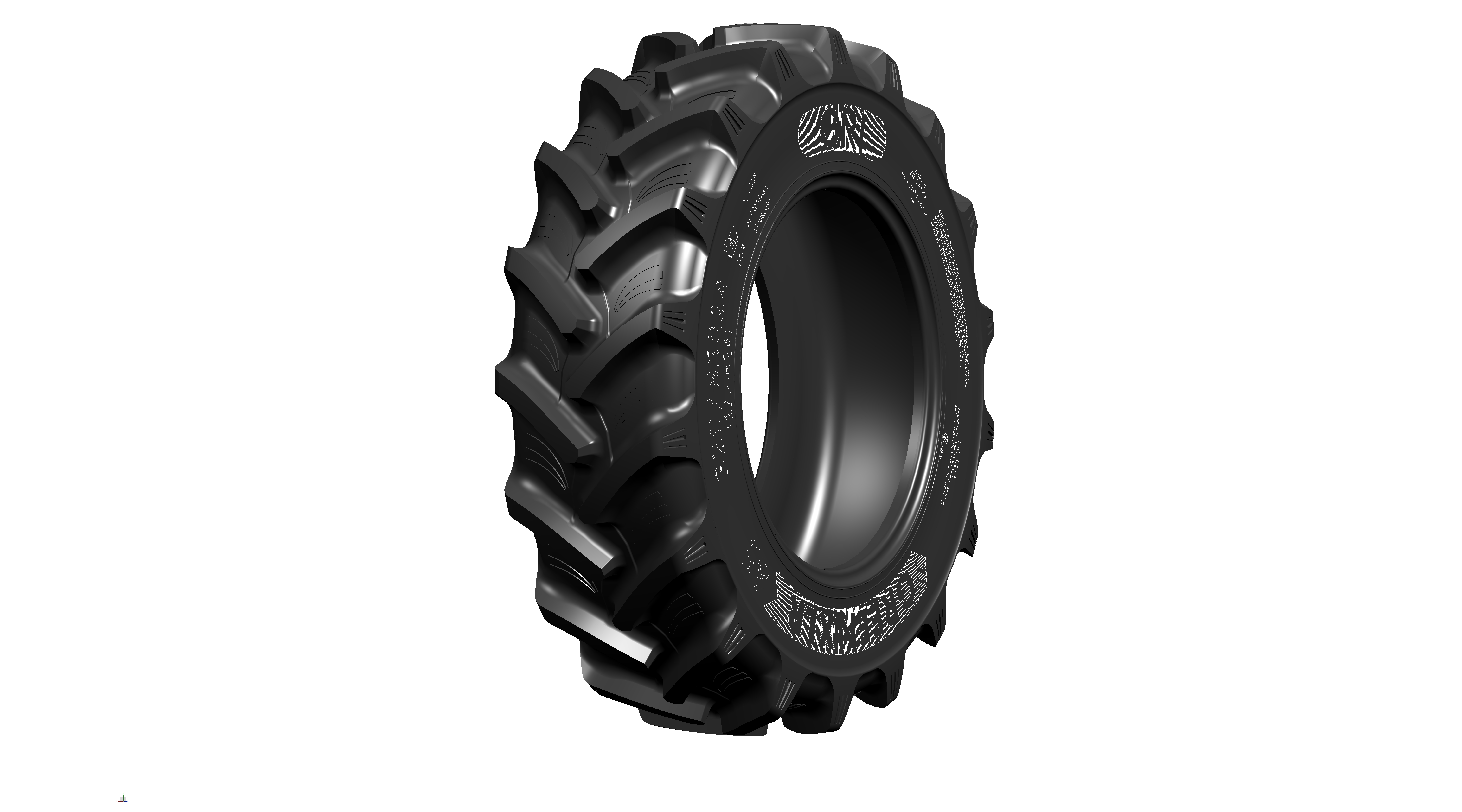 Look for 2 New Farm Tires From GRI at Tire Cologne