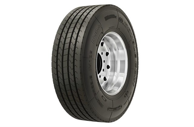 Look for a New Intermodal Radial Tire From Double Coin