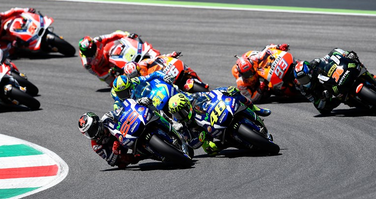 Lorenzo Seals Yamaha's 100th MotoGP Win In Mugello Race