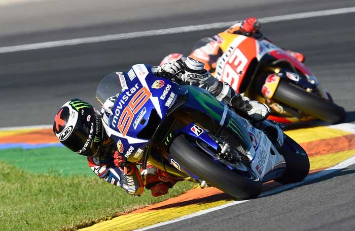 Lorenzo wins Valencia Grand Prix to clinch third MotoGP crown