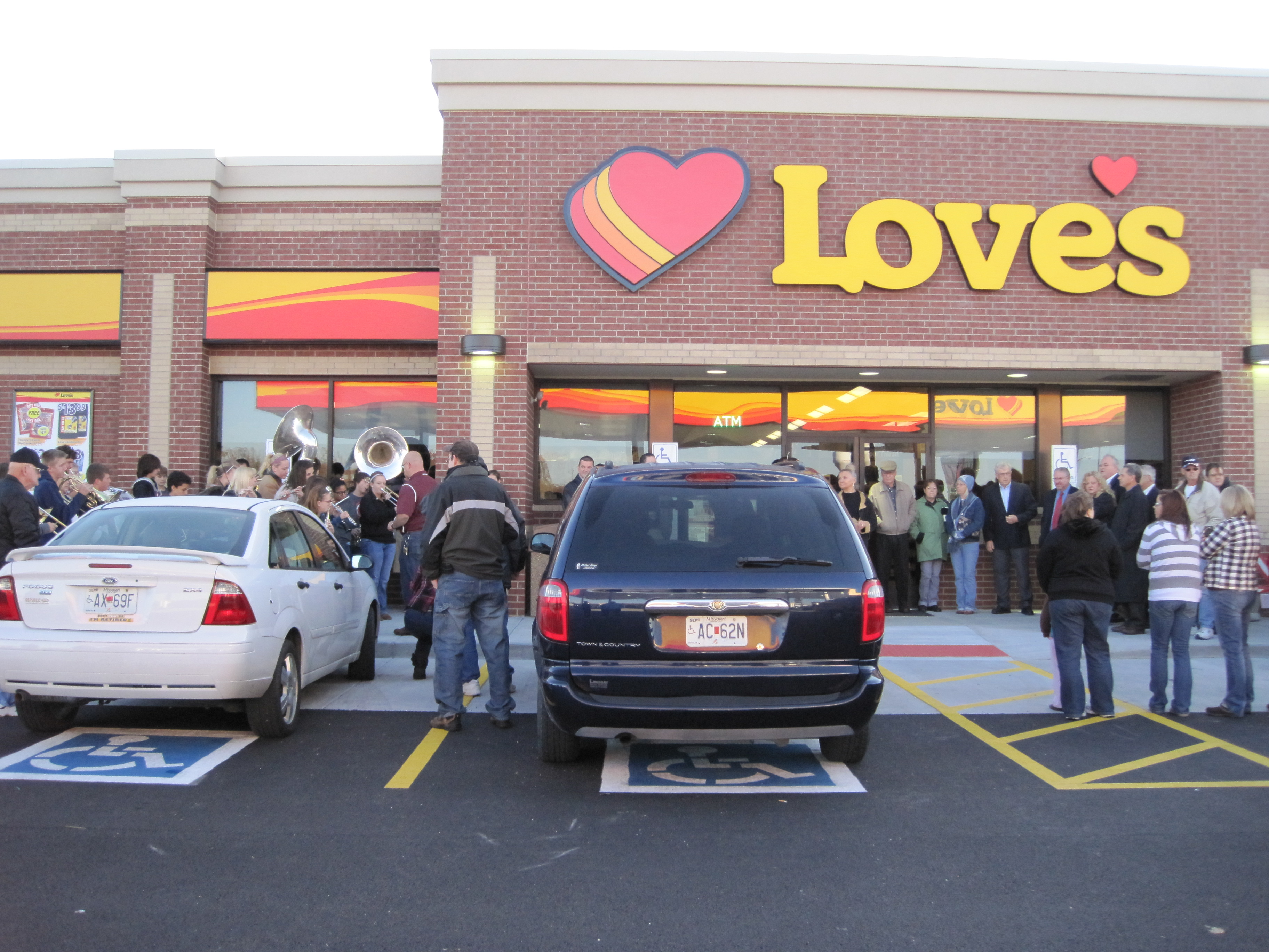 Love's growth continues: new Mo. Travel Stop