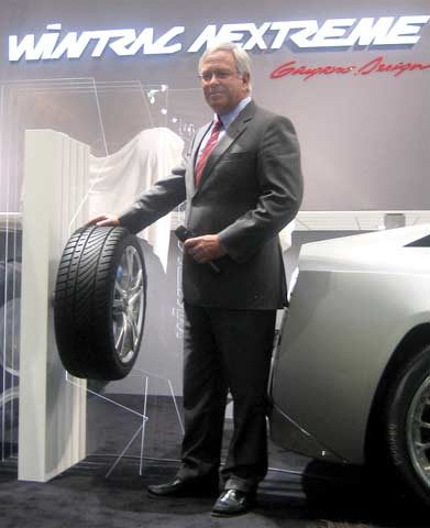 Low rolling resistance, high expectations