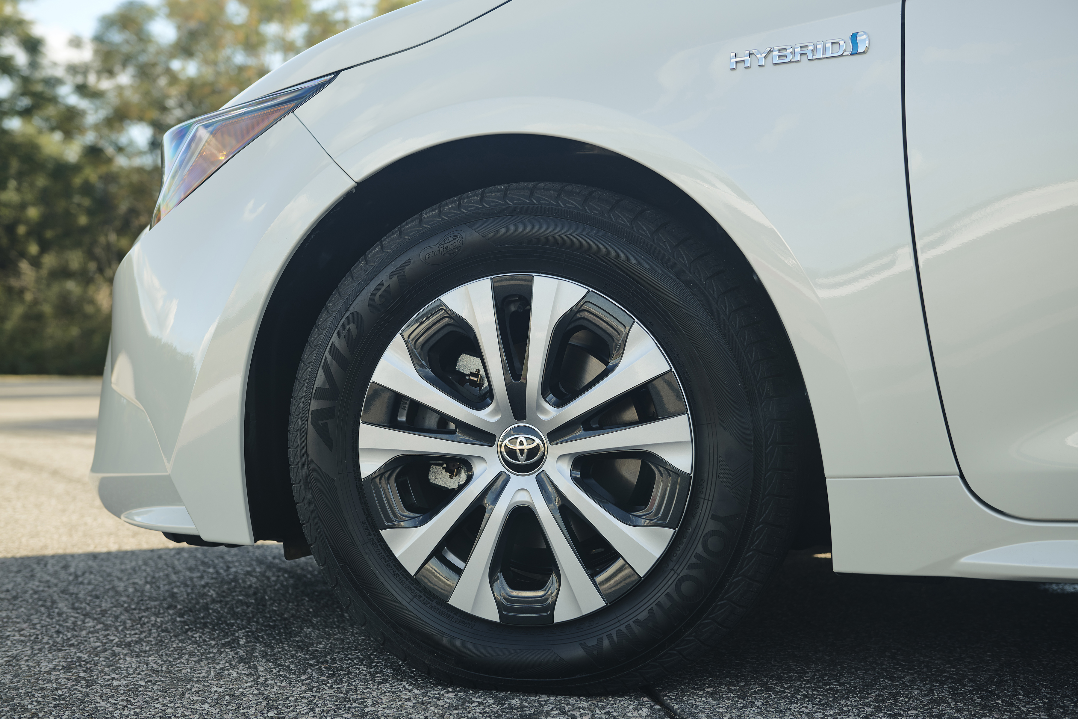 Low Rolling Resistance Tires and the Future of Hybrids