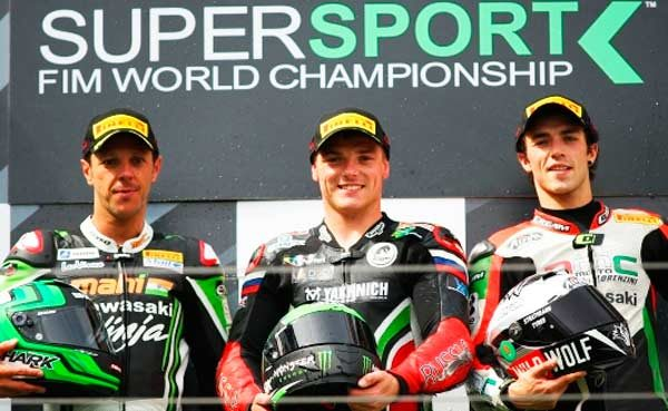 Lowes steps closer to World Supersport title with Yamaha