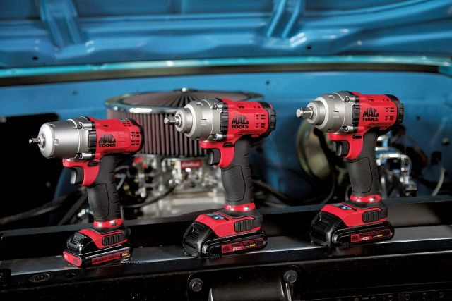 Mac Tools Has Three New Cordless Impact Wrench Kits