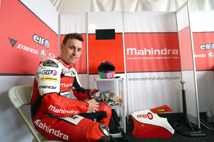 Mahindra back to Europe to build on results