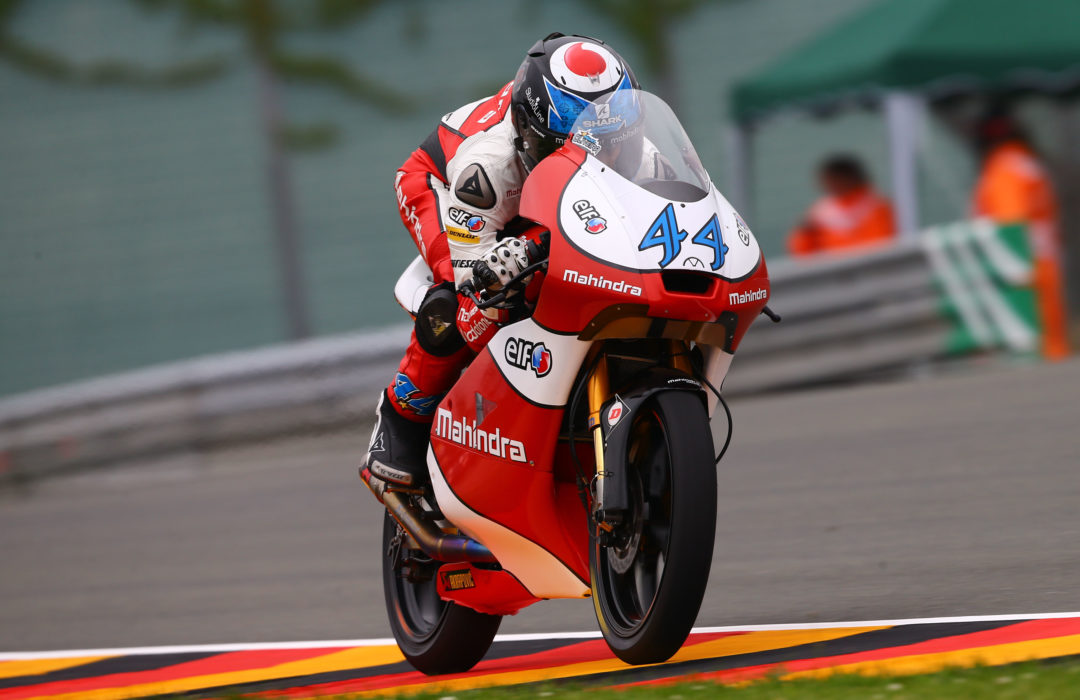 Mahindra claims another double top six in Germany