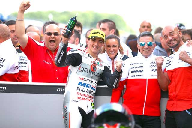 Mahindra Makes History With Epic First Win At Assen