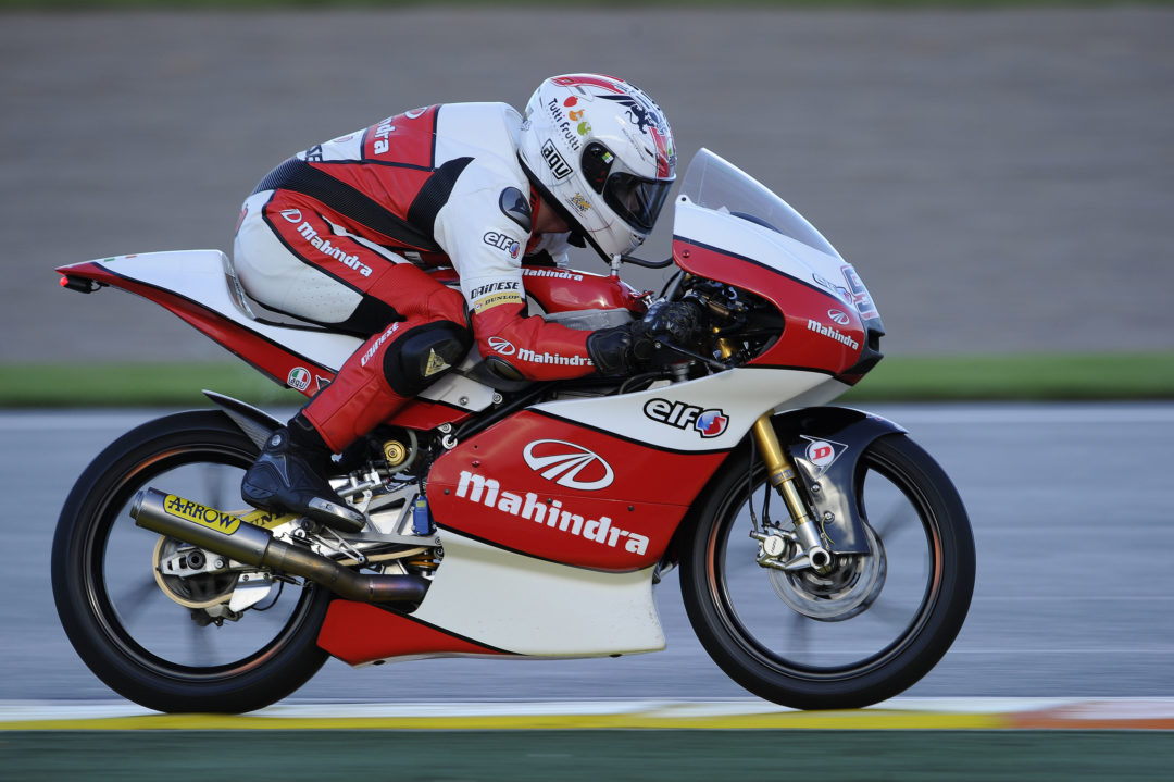 Mahindra Racing closes 2012 with eyes on the future