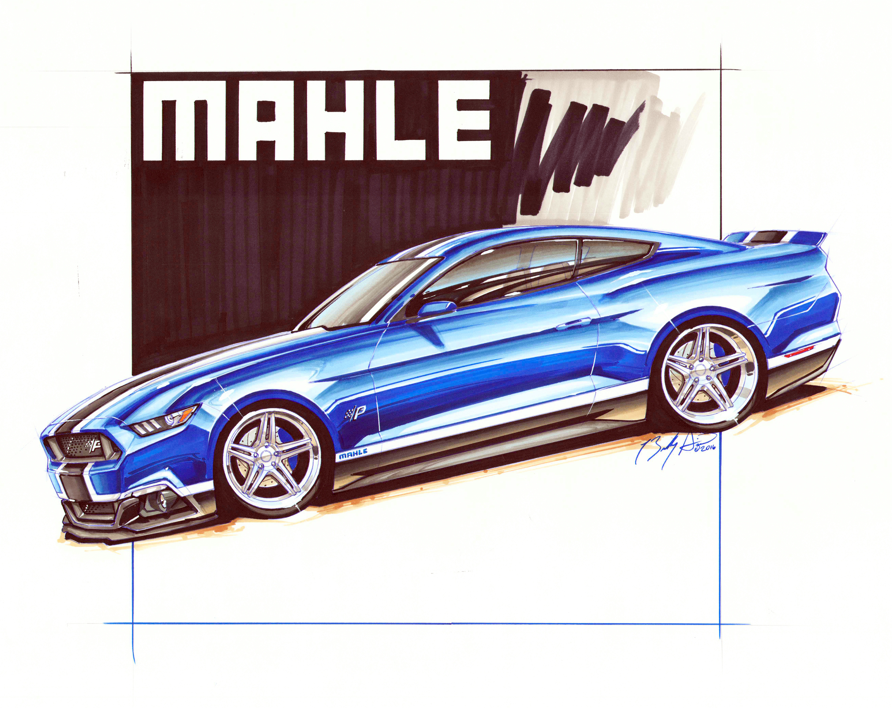 Mahle Debuts 'Drive with the Original' Technician Promotion