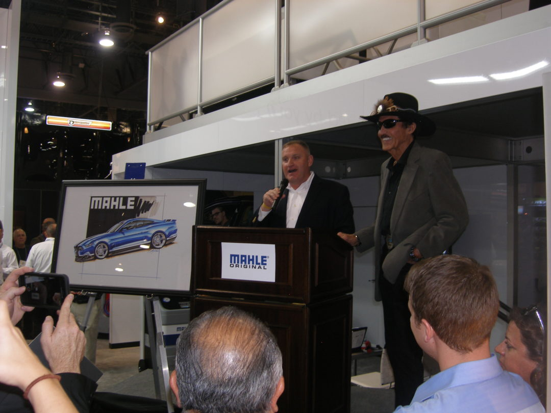 Mahle Kicks off 'Drive With the Original' Contest at AAPEX