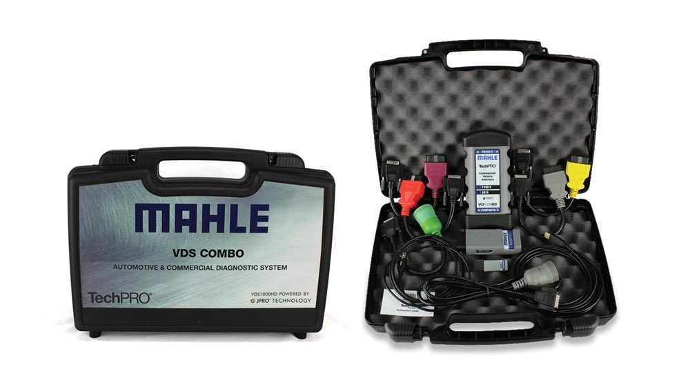 Mahle's New TechPro Kit Diagnoses and Repairs Commercial Vehicles