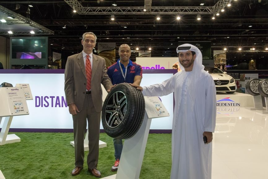 Manchester United Tire expands into the Middle East and Africa