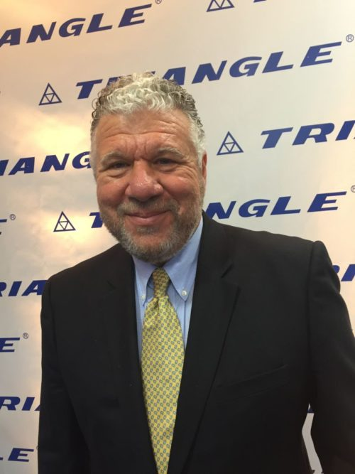 Manny Cicero Is the New CEO of Triangle Tire USA