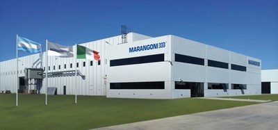 Marangoni strengthens its presence in Argentina