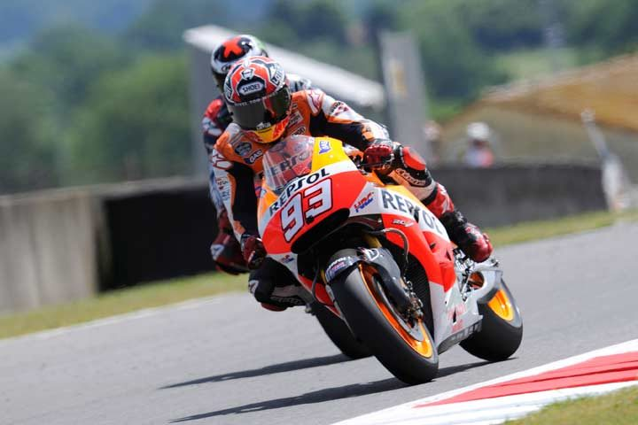 Marquez emerges victorious in magical Mugello duel
