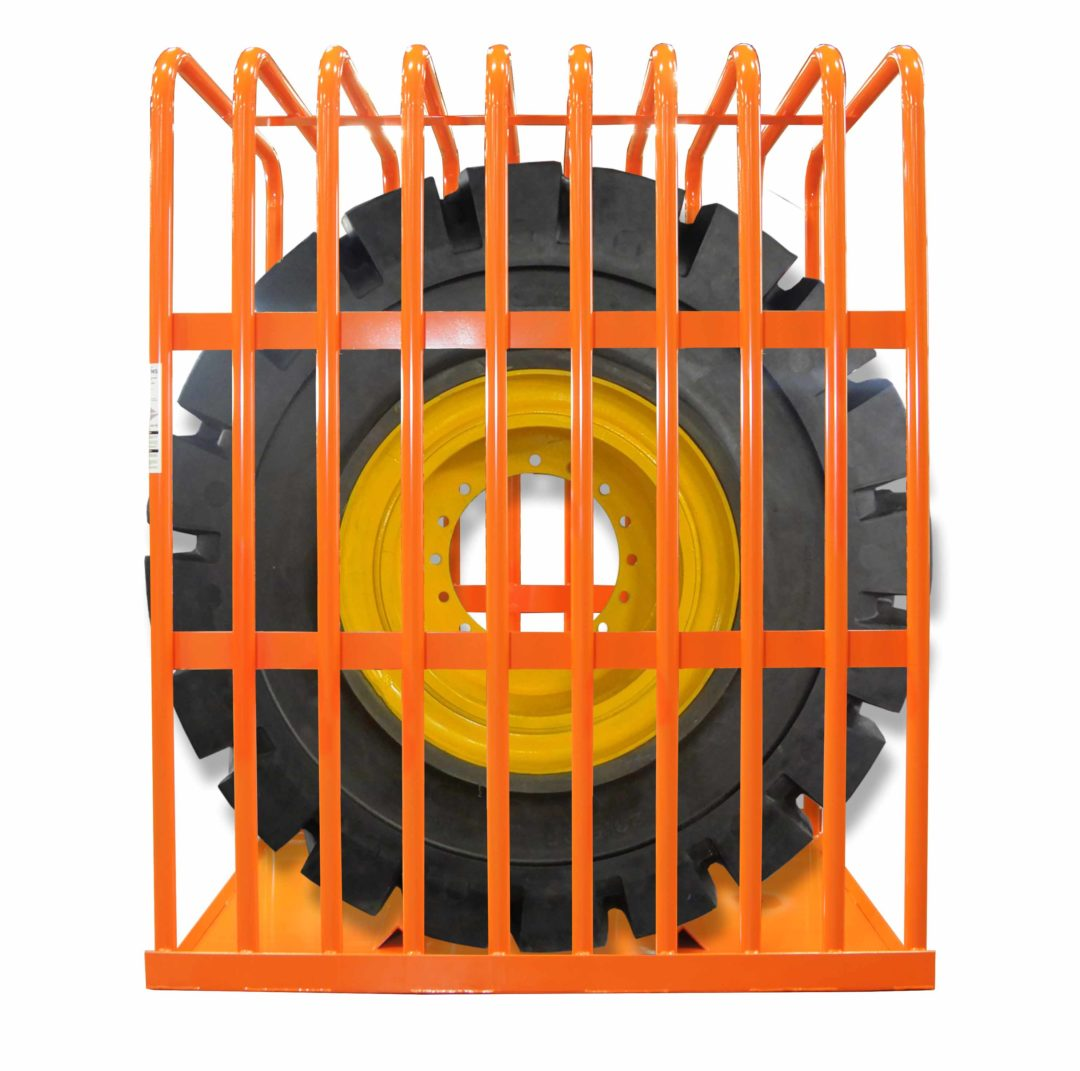Martins Industries Has New Inflation Cage for OTR Tires