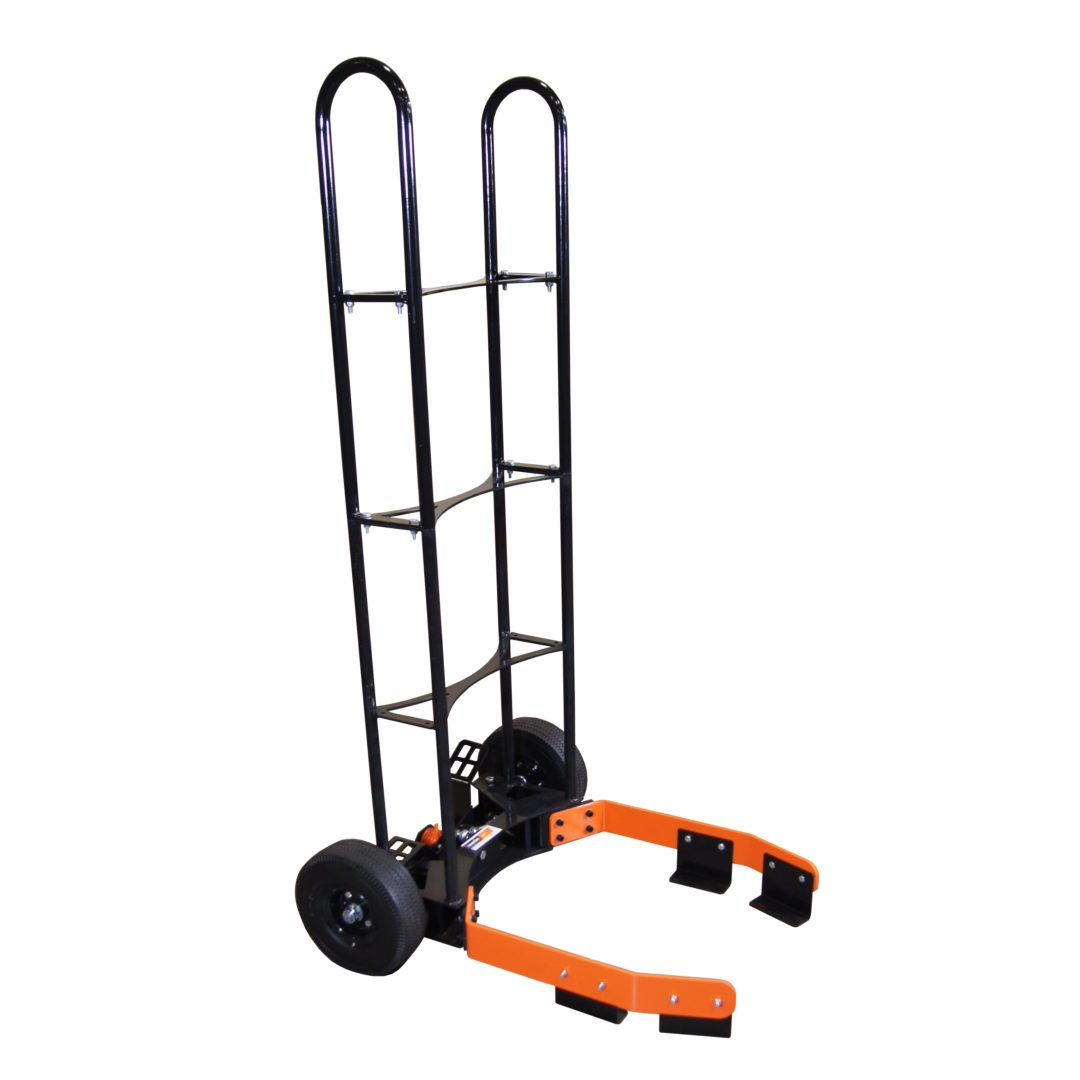 Martins Industries Offers Improved Tire Rider Tuff Cart