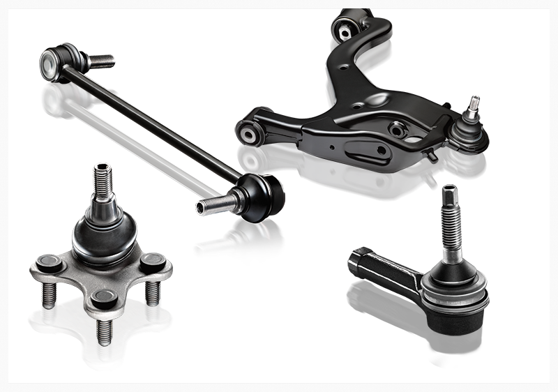 Mas Industries Adds 113 Chassis Parts and Control Arms