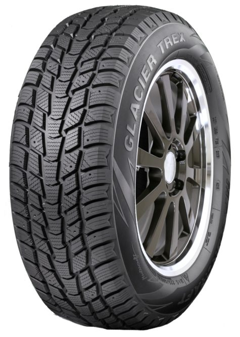 Mastercraft Glacier Trex Tire Is Designed for Cars and CUVs