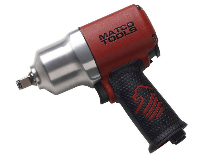 Matco Offers Powerful Impact Wrench
