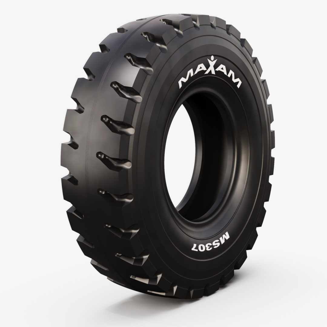 Maxam Adds Two Tires for Port Applications to Lineup