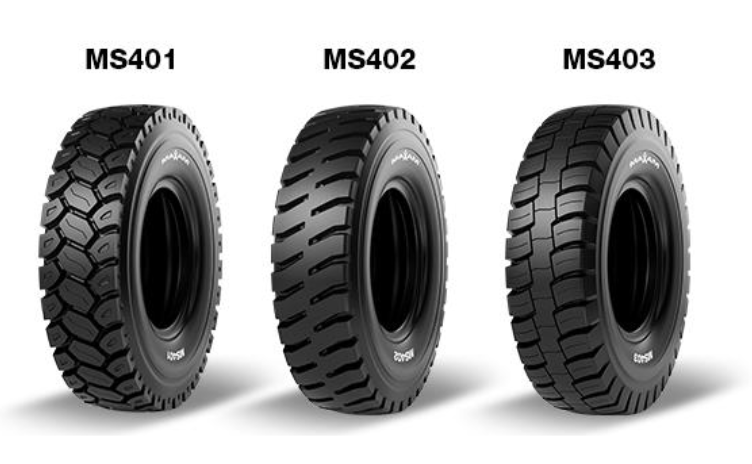Maxam Releases 3 New Tires for Mining Applications