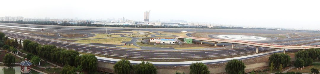 Maxxis opens world-class test track in China
