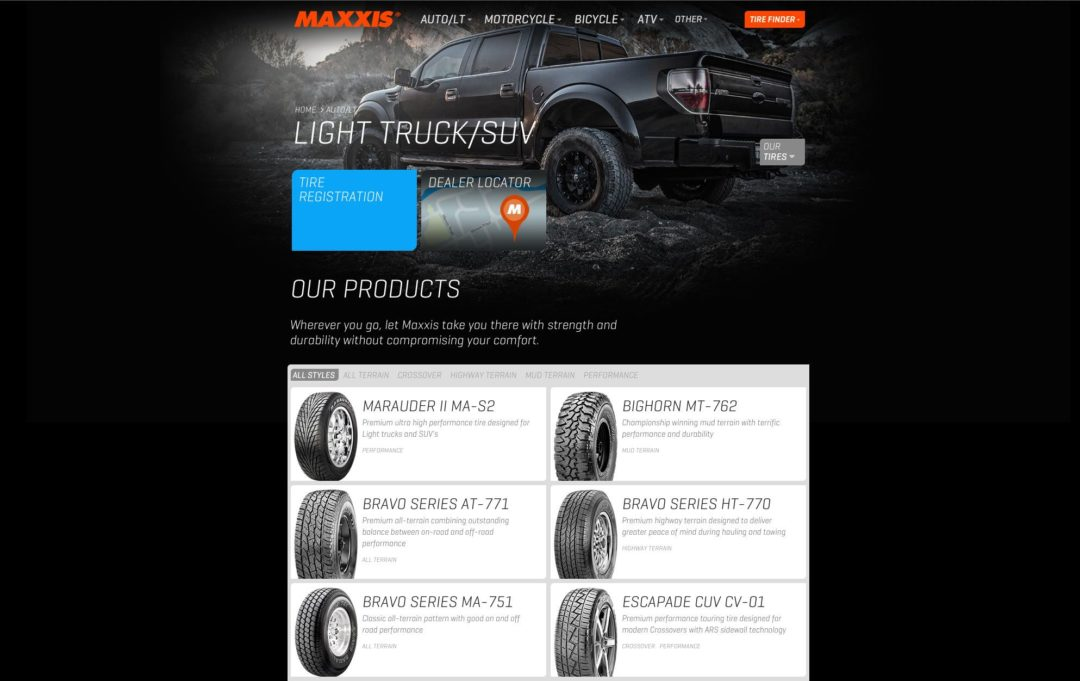 Maxxis takes 'final step' in digital makeover