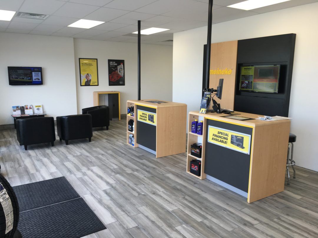 Meineke Rolls Out New Look for All Stores, and a New App