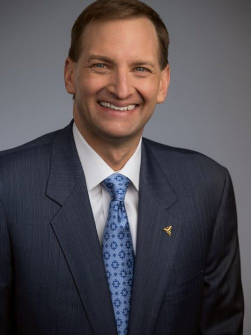 Michael Zuieback is Discount Tire's new CEO