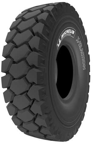 Michelin adds to loader, haul truck tire lines