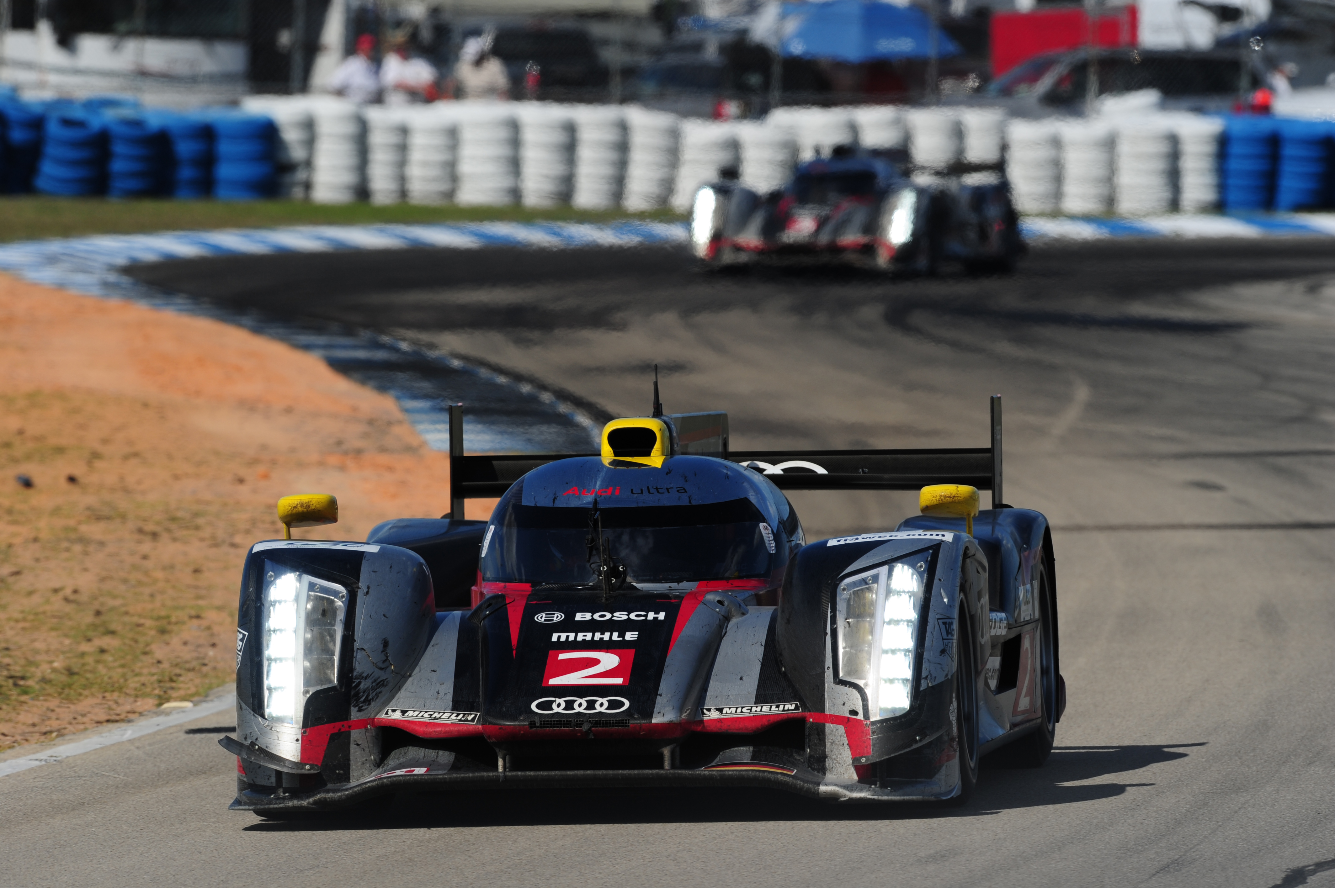 Michelin and Audi combine for victory at Sebring