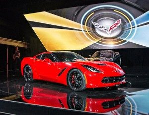 Michelin and Chevy develop Stingray tire