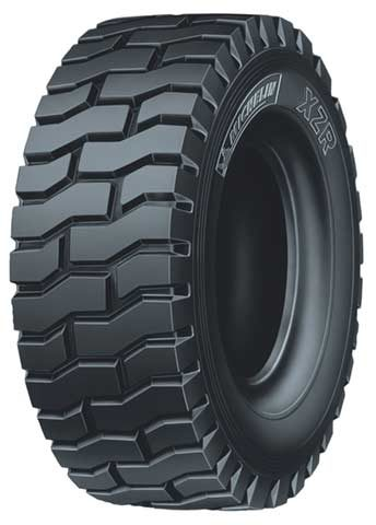 Michelin debuts new material handling tire