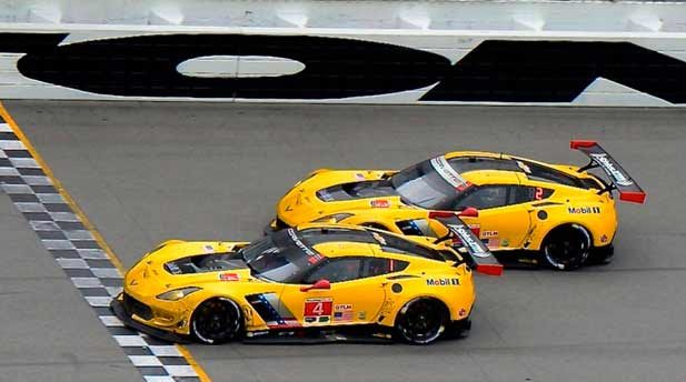 Michelin Delivers Excitement in Rolex 24 At Daytona