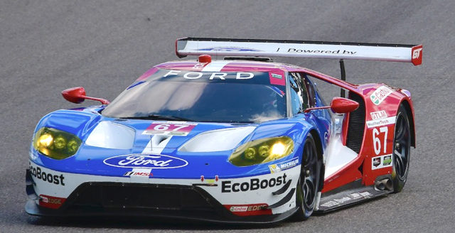 Michelin Double Stint No Trouble For Ford At CTMP