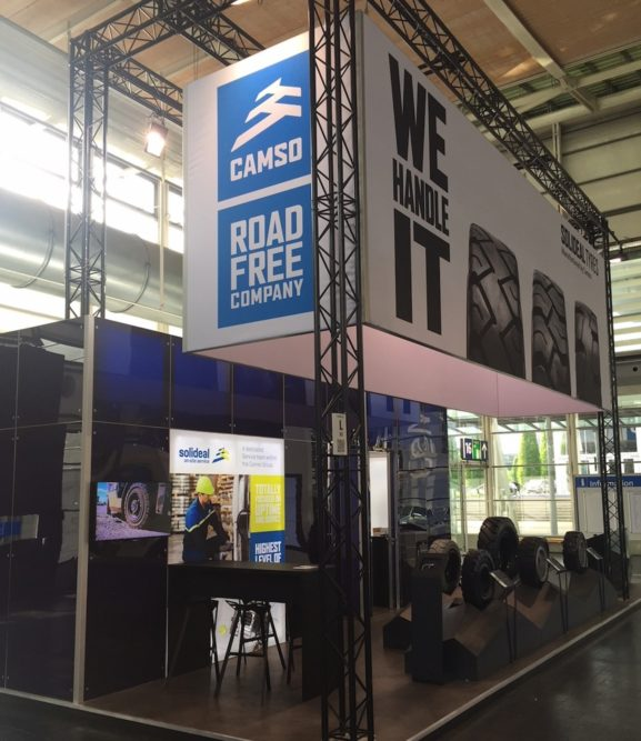 Michelin Extends OTR Reach and Buys Camso