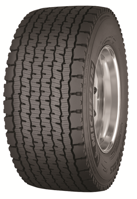 Michelin Focuses on Saving Fuel With Trailer Accessories and New All-Weather Drive Tire