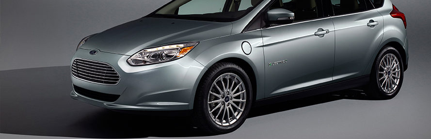 Michelin installs tires and tech on Ford Focus