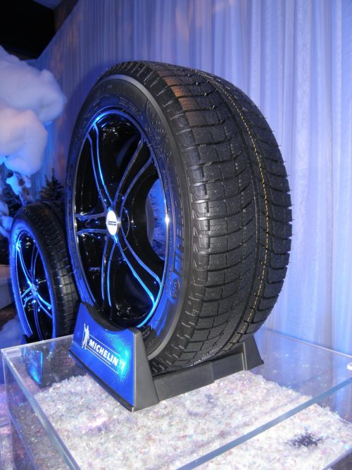 Michelin introduces next generation X-Ice
