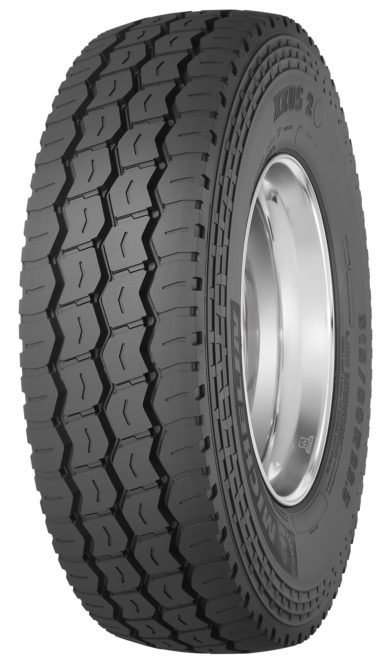 Michelin introduces urban/refuse truck tire