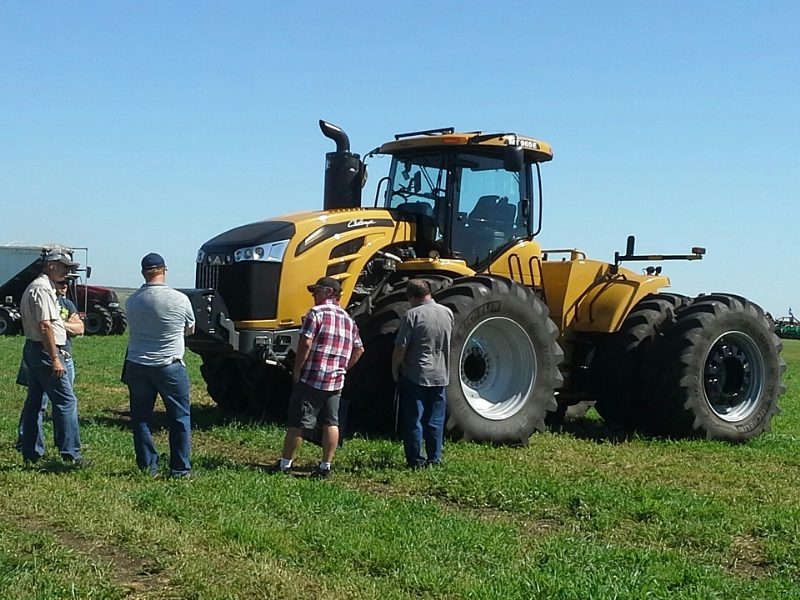 Michelin Is Demonstrating Tires and Technology at Farm Progress Show