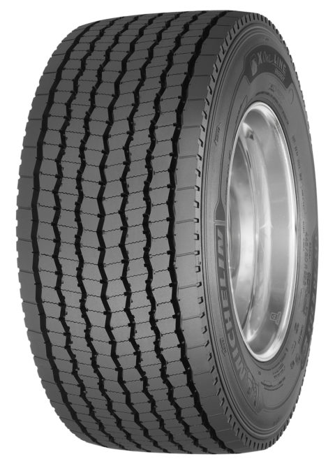 Michelin launches new wide-base tire and retread